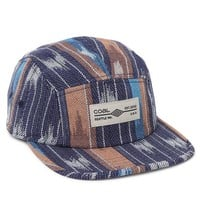Coal The Richmond Camper 5 Panel Hat - Mens Backpack - Blue - One