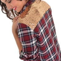 All That Sparkles Cardigan