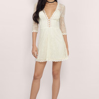 Sweet Cathedral Skater Dress
