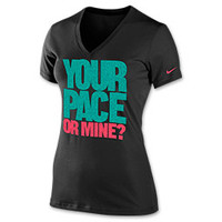 Women's Nike Your Pace Or Mine T-Shirt
