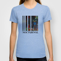 Nocturnal T-shirt by Sophia Buddenhagen | Society6