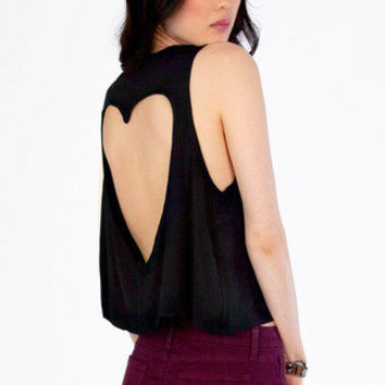 Back That Heart Up Tank $34