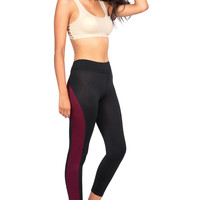 Swerve Capri Leggings