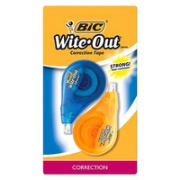BIC® Wite-Out® Correction Tape, 2ct - Multicolor