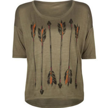 LIRA Quill Womens Tee   209559531   Graphic Tees & Tanks   Tillys.com