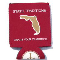 State Traditions - Tallahassee Gameday Koozie