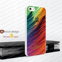 NEW iphone 5 cases case for iphone 5  iphone 5 cover beautiful colorized iphone logo design printing