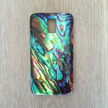Abalone Shell iphone 6 case abalone / iphone 6 plus case / abalone Samsung galaxy S6 case // Samsung galaxy S5 case // iphone 5