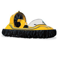 The Two Person 60 MPH Hovercraft - Hammacher Schlemmer