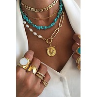 Ruth Necklace Set