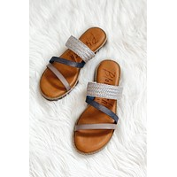 Blowfish Otsi Sandal - Steel Grey
