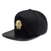 Men Korean Metal Baseball Cap Hip-hop Hats