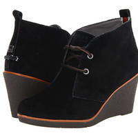 Sperry Top-Sider Harlow Black Suede - 6pm.com