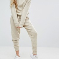 Seint Knitted Relaxed Track Pants Co-Ord at asos.com