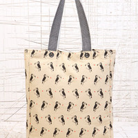 Kate Sheridan Dotty Tucan Tote at Urban Outfitters