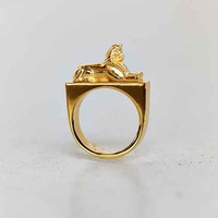 Mister Sphinx Ring- Gold