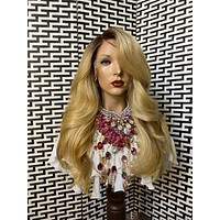 """LARSA* ombré' light blonde