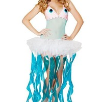 Jellyfish Baby Whacky Tentacles Halloween Fancy Dress Costumes