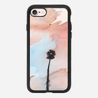 Cali Palm iPhone 7 Case by Kanika Mathur | Casetify