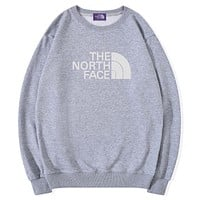 The North Face Woman Men Fashion Long Sleeve Top Sweater Pullover