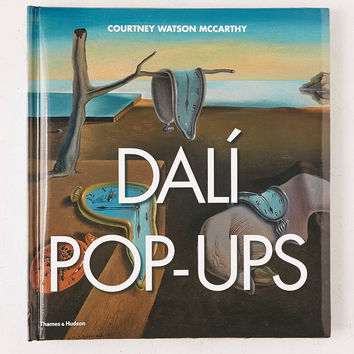 Dali Pop-Ups By Martin Howard | Urban Outfitters