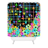 Lisa Argyropoulos Its A Spring Thing 1 Shower Curtain