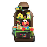 Kuddly Kids Backseat Car Organizer For Kids The Ultimate Travel Accessories For Baby, Kids Toy Car Storage. Mommies Car Clutter Control Toy Organizer's For Kids. Perfect Road Trip Accessories For Kids