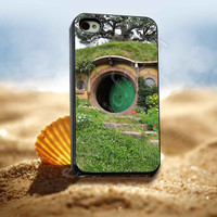 Bag End at Hobbiton - for iPhone 4/4s, iPhone 5/5S/5C, Samsung S3 i9300, Samsung S4 i9500 Hard Case *ENERGICFRESH*