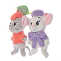 [Disney Store]キーホルダー・キーチェーン ぬいぐるみ付き ビアンカ&バーナード DISNEY FEVER: If you want to buy presents and gifts online, we recommend the Disney Store.