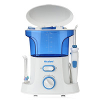 Electric Oral Teeth Dental Water Flosser Dentistry Power Floss Irrigator Jet Cleaning Mouth Cavity Oral Irrigador Accessories