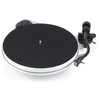 Pro-Ject: RPM 1 Carbon Turntable - White (RPM1)