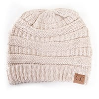 CC Beanie Solid Color