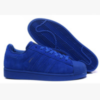 Adidas SUPERSTAR CITY SERIES Shell-top (6-color) Blue