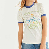 Stoned Immaculate Feminist Tee | Urban Outfitters