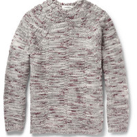 Simon Miller Knitted Wool and Alpaca-Blend Sweater | MR PORTER