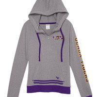 Louisiana State University Bling Pullover Hoodie - PINK - Victoria's Secret