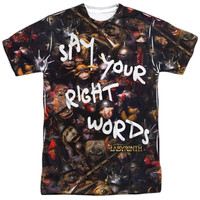Labyrinth/Right Words