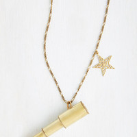 Scholastic In the Distance Necklace by ModCloth