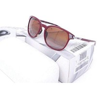 Oakley RINGER® Womens Sunglasses OO2047-06 Red Mosaic frame/ Brown Gradient lens