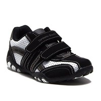 Boys Kids 60809 Two Tone Velcro Closure Running Sneakers Shoes