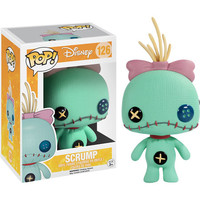 Lilo and Stitch - Scrump Pop! Vinyl Figure : Forbidden Planet
