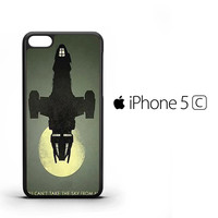 Firefly Serenity You Cant take sky from me A0835 iPhone 5C Case