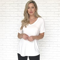 The Everyday Essential Tee in White
