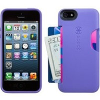 Speck Products SmartFlex Card Case for iPhone 5 & 5S  - Black