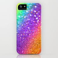 Partytime Rainbow iPhone Case by jlbrady213 & KBY | Society6
