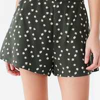 UO Abella A-Line Short   Urban Outfitters