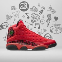 Whosale Online Air Jordan 13 ¡°What Is Love¡± Men Sneaker