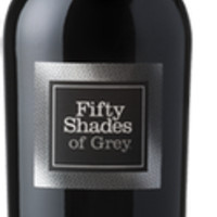 2011 Fifty Shades of Grey Red Satin