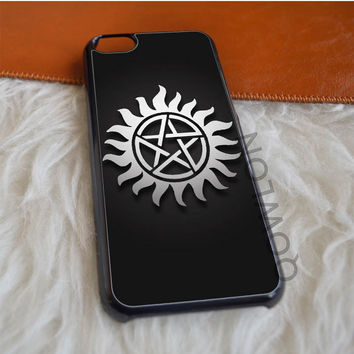 Supernatural Logo iPhone 5C Case