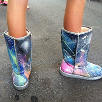 Saturn Space Uggs